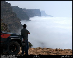 Me and Nissan Patrol 1997 in Jabal Samhan, Mirbat, Dhofar (Shanfari.net) Tags: green nature lumix raw nissan natural 4x4 4wd super east panasonic safari arabia vegetation greenery 1997 lush middle oman injection fz patrol gq fuel 97 gcc zufar rw2  salalah sultanate dhofar  khareef        dufar    y60     dhufar governorate  dofar fz38 fz35 dmcfz35