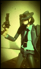 Jigen Daisuke (Dash Of Salt Photography) Tags: jigen revoltech lupinthethird jigendaisuke