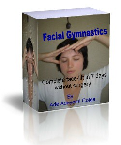 Botox alternative injection-facial gymnastics ebook