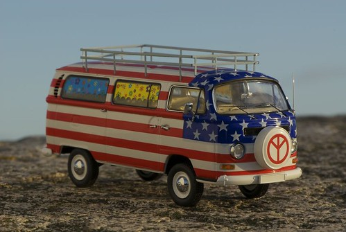 Schuco VW Stars and Stripes 3