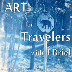 Podcast Art: Art for Travelers