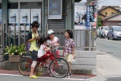 Cycling Kumamoto