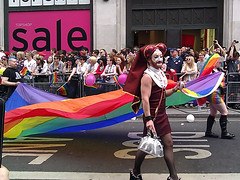 London Pride Parade 2011
