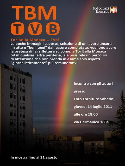 Tor Bella Monaca... Tvb!