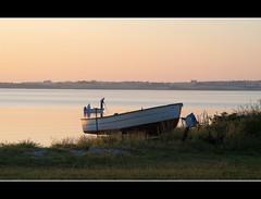 Kongsgrde, fiskere (sren hansen) Tags: summer olympus lr3 paintshopprox2 zddenmark