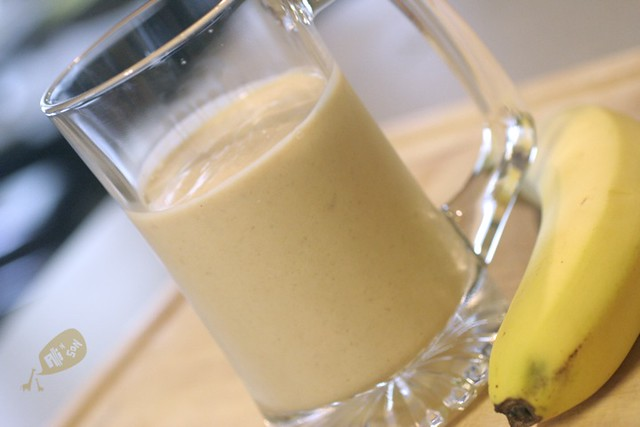 Go Bananas! Peanut Butter and Banana Smoothie