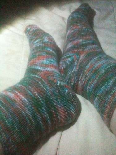 Native Traditions socks