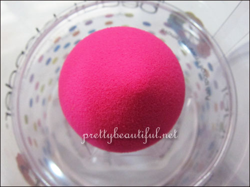 Beauty Blender Top View