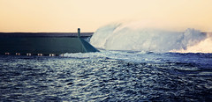 Another Wave (Leighton Wallis) Tags: newcastle waves australia nsw swell hightide newcastleoceanbaths
