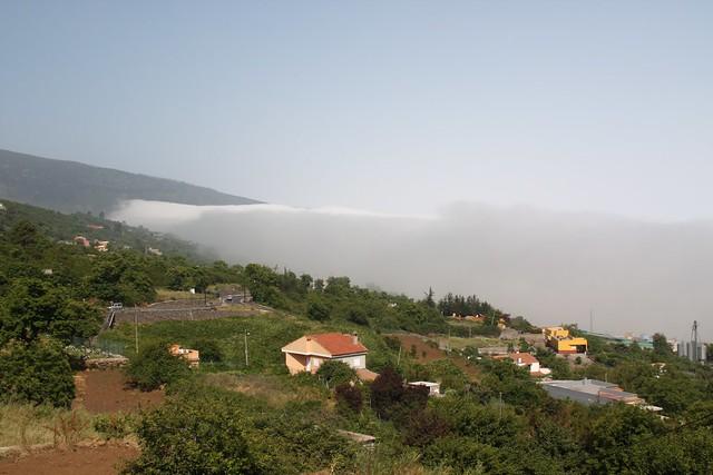 Mar de Nubes en la Orotava