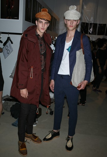 James Smith3411_SS12 Milan Burberry Prorsum(WWD)