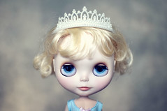 adad 191/365 - failing horribly at her princess duties