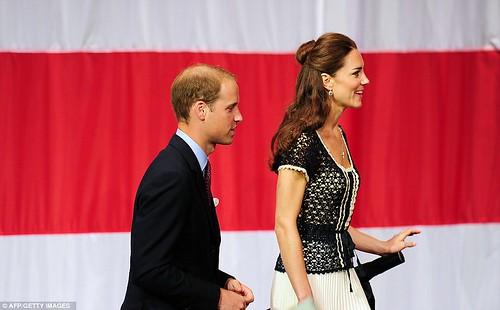 We salute you William and Kate wrap up their U.S. tour by paying tribute to brave Americans who serve in the military  4