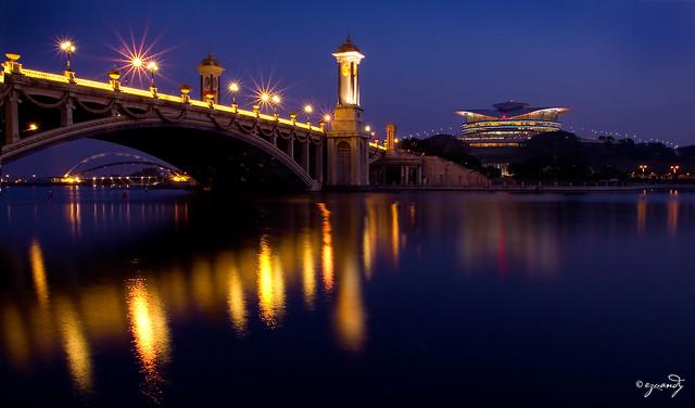 Jambatan Gemilang & PICC Putrajaya