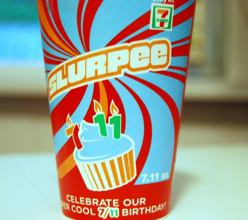 Happy Birthday 7-11