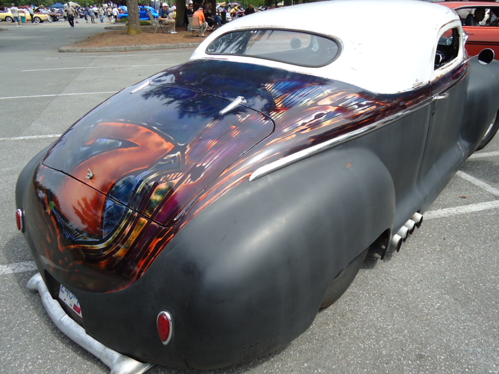 The Worlds Newest Photos Of Chopped And Primer Flickr Hive Mind 1954 Chevy Bagged Rat Rod 1946 Plymouth Special Deluxe Coupe Quotcustomquot Custom Cab Tags Street Black
