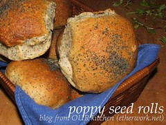 poppy seed rolls by etherwork, on Flickr