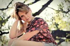 Girl Next Door (LindsayYoung730) Tags: park flowers trees woman macro floral girl beautiful canon lens rebel high friend downtown pretty texas cross photoshoot bokeh air young houston 100mm blonde processing baldwin f28 tokina100mmf28atxprod t1i