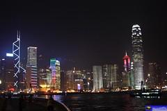 Light Show Hong Kong (R.P.M. Photography) Tags: china night hongkong cityscape lightshow canonefs1855mmf3556 canoneos450d