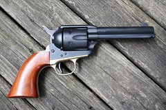 IMG_2969 (zachb37) Tags: army action single revolver hombre 357 cattleman uberti
