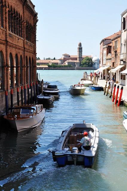Murano 玻璃岛 Venice 2011