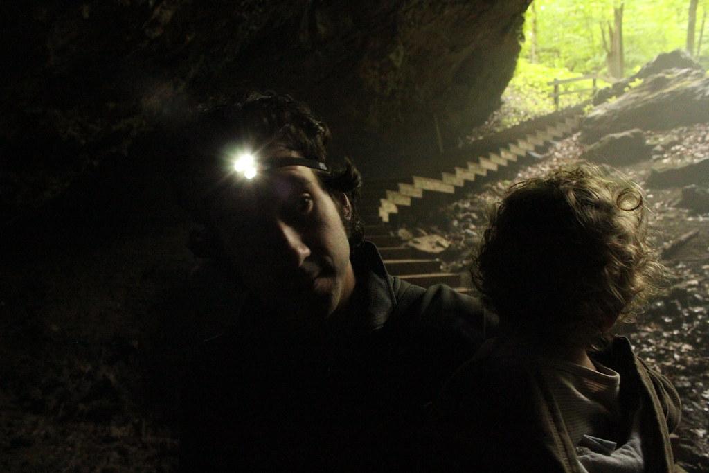 maquoketa caves field trip