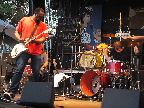 The Dirtbombs at Ottawa Bluesfest 2011