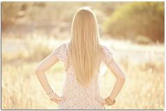 (Antonio Carrillo (Ancalop)) Tags: light espaa woman luz canon hair puerto mujer spain europa europe chica mark 85mm murcia ii blonde rubia 5d lopez f18 antonio carrillo pelo cabello girld lumbreras ancalop
