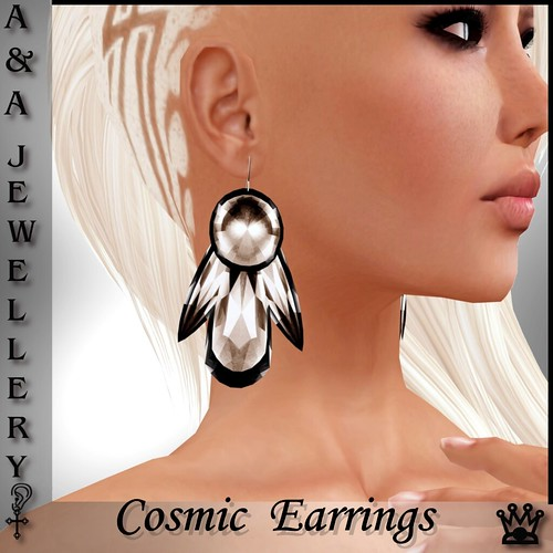 A&Ana Cosmic Earrings