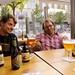 Experimentando algumas das diversas cervejas belga