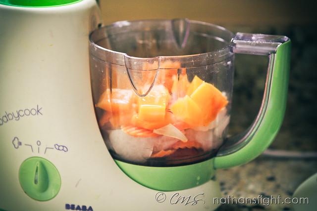 beaba butternut squash soup - 01