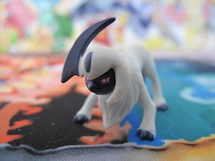 IMG_2210 (Copier) (pkm_absolution) Tags: kids shiny center plush figure pokemon shiney figurine tomy collector customs bandai peluche banpresto absol chromatique