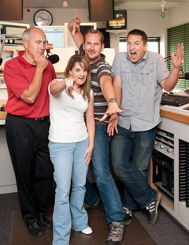 Tom Britt joins KJ, Smiley and Will from the Smiley Morning Show.