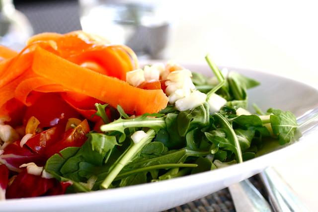salad at Piccola Cucina
