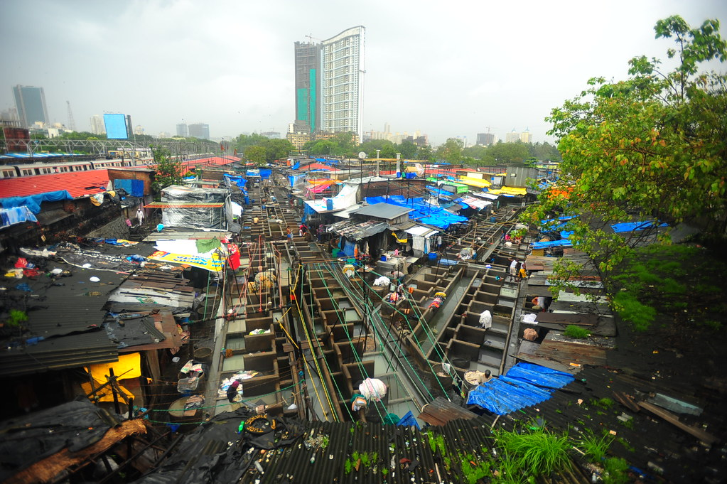 The Dharavi Slum