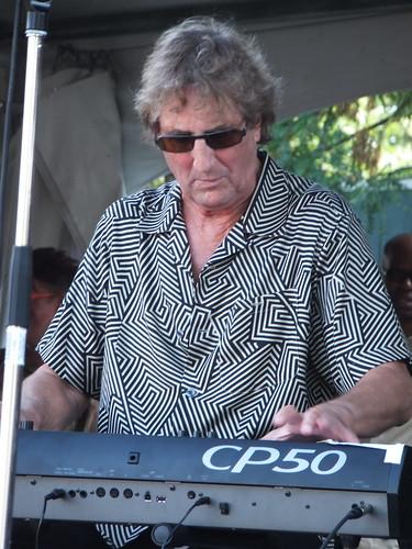 David Maxwell at Ottawa Bluesfest 2011