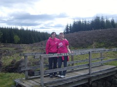 Pam & Gemma Cateran Trail Perthshire 015 (Breakthrough Breast Cancer) Tags: scotland perthshire fundraising breastcancer scottishwalk caterantrail breakthroughbreastcancer fundraisingtrek thecateran scottishtrek perthshiretrek fundraisingwalks