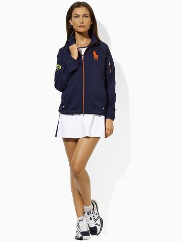 2001 US Open: Polo Ralph Lauren collection
