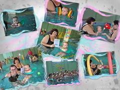Alexa's swimming class