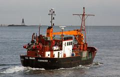 NIGE WARK (Wolfgang.W. ) Tags: hamburg cuxhaven neuwerk bouytender surveyvessel nigewark versorger vermessungsschiff tonnenleger