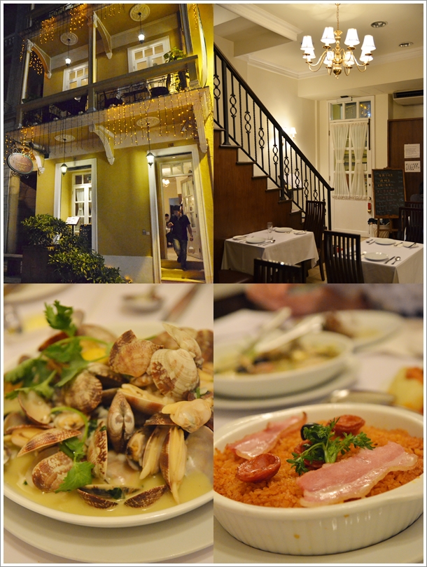 Escada Restaurant @ Macau