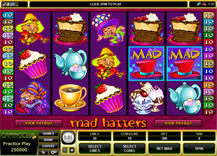 The Mad Hatters Slot