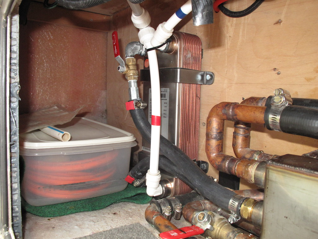 Marine Hot Water Heater Marine Hot Antique Perfection