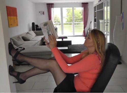 Videoscreenshot zum Buchtipp Alexandra Maria Lara