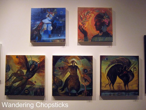 Harry Potter Tribute Exhibition - Nucleus Art Gallery and Store - Alhambra 19