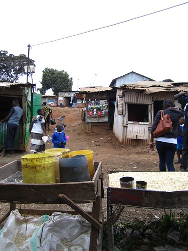 Kibera: View of the Rail