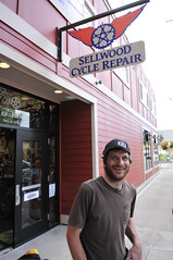 Sellwood Cycle Repair new location-12-11