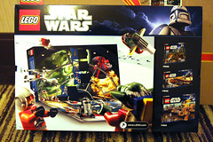 SDCC Exclusive 7958 LEGO Star Wars Advent Calendar - 2