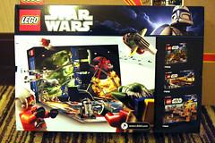SDCC Exclusive 7958 LEGO Star Wars Advent Calendar - 2
