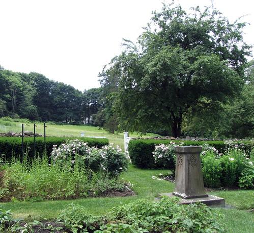 Sunken Garden @ Hill-Stead